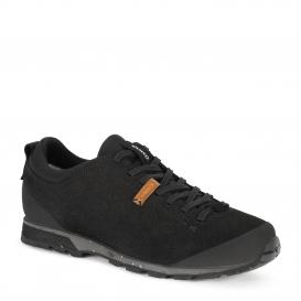 Кроссовки треккинговые AKU Bellamont III Suede цвет Black
